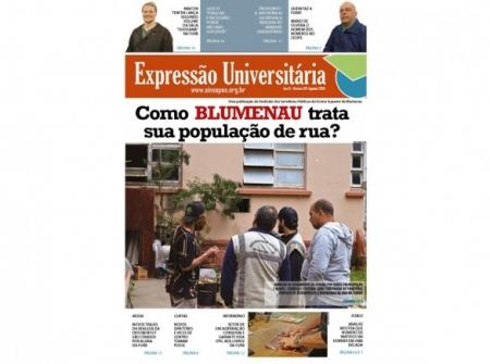 Expressão Universitária - Agosto 2018