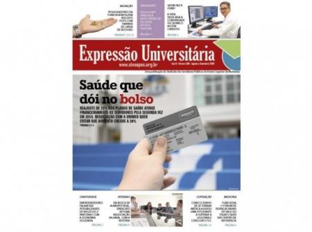 Expressão Universitária - Agosto e Setembro 2019