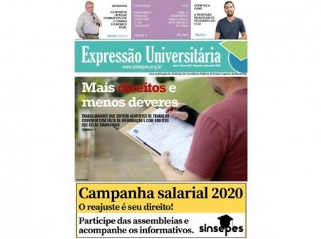 Expressão Universitário - Novembro e Dezembro 2019